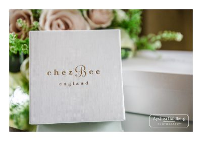 New bridal jewellery range launch for Chez Bec bridal Jewellery