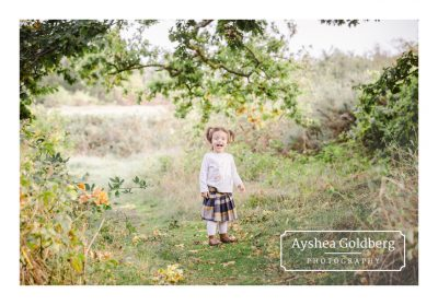 Outdoors Family Photosession in Suffolk
